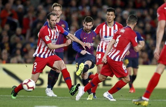 Iberdrola Liga: Atletico Madrid and FC Barcelona remain untreatable