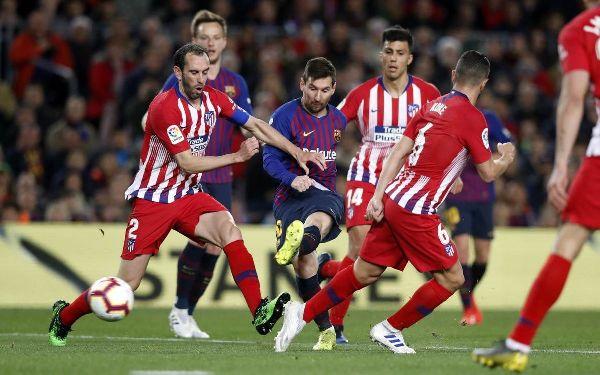 Iberdrola Liga: Atletico Madrid and FC Barcelona remain untreatable